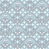 Seamless geometrical pattern Stock Photos