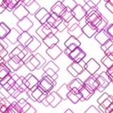 Seamless geometrical square background pattern   Stock Photo