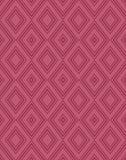 Seamless geometrical wallpaper design rhombus pattern Royalty Free Stock Photo