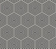 seamless geometrisk modell Arkivbilder