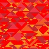 seamless geometrisk modell också vektor för coreldrawillustration Royaltyfri Bild
