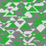 seamless geometrisk modell också vektor för coreldrawillustration Arkivfoto
