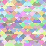 seamless geometrisk modell också vektor för coreldrawillustration Royaltyfri Foto