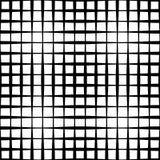 Seamless geometrisk vektormodell Royaltyfria Foton