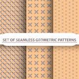 seamless geometriska modeller Fotografering för Bildbyråer