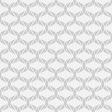 Seamless geometry vector pattern on white background Royalty Free Stock Image