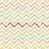 Seamless geometry water color style background Stock Image