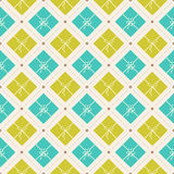 Seamless gift boxes patten Royalty Free Stock Image