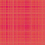 Seamless gingham pattern background Stock Image