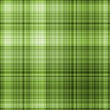 Seamless gingham pattern in green Royalty Free Stock Image