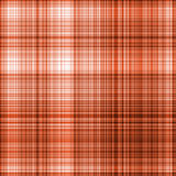 Seamless gingham texture in red spectrum Stock Images