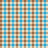 Seamless gingham vintage fabric textile pattern. Gingham check background. vector illustration