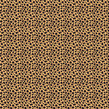 Seamless Giraffe Pattern Stock Photography