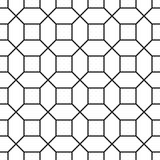 Seamless Girih Geometric pattern. Royalty Free Stock Photos