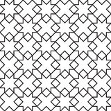 Seamless Girih Geometric pattern. Royalty Free Stock Images