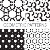 Seamless girih pattern Stock Images