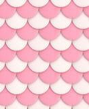 Seamless glossy squama background texture Stock Photo