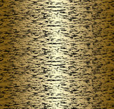 Seamless gold abstract pattern - eps Royalty Free Stock Photography