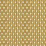 Seamless gold arrow pattern. Golden arrows background. Seamless gold arrow pattern. Golden arrows background for printing and textile fashion. Creative stock illustration