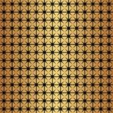 Seamless gold and black Art Deco pattern background. Seamless gold and black Art Deco pattern background wallpaper stock illustration