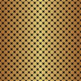Seamless gold and black Art Deco pattern background. Seamless gold and black Art Deco pattern background wallpaper royalty free illustration