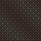 Seamless gold and black Art Deco pattern background. Seamless gold and black Art Deco pattern background wallpaper vector illustration
