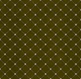 Seamless Gold Grid Stock Images
