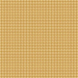 Seamless gold interweaving background. Royalty Free Stock Images