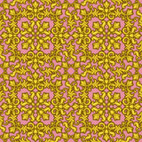 Seamless Gold Pattern Royalty Free Stock Image