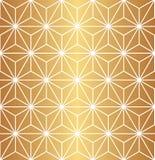 Seamless golden Art Deco pattern background. Seamless golden Art Deco pattern background wallpaper stock illustration
