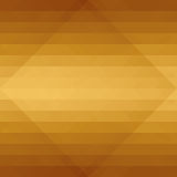 Seamless golden pattern with triangle . Geometric design for business presentations. Luxury abstract background. Polygonal mosaic. Web template. Vector Royalty Free Stock Photo