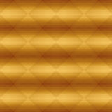 Seamless golden pattern with triangle . Geometric design for business presentations. Stock Image