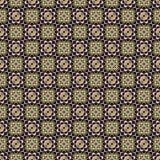 Seamless golden texture/wallpaper background Stock Images