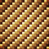 Seamless golden texture. Royalty Free Stock Photography