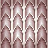 Seamless gothic background Royalty Free Stock Photo
