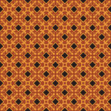 Seamless gothic vector pattern Royalty Free Stock Photos