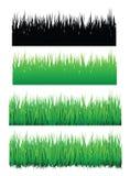 seamless gräs Royaltyfri Foto