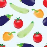 seamless grönsaker för modell Fotografering för Bildbyråer