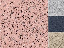 Seamless granite texture. Realistic vector illustration of seamless granite texture Stock Images