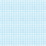 Seamless graph paper Stock Photography