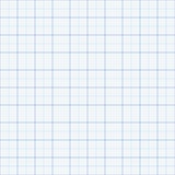 Seamless Graph paper. Royalty Free Stock Photos