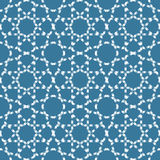 Seamless graphic geometric pattern Stock Photo