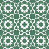 Seamless graphic geometric pattern Stock Images