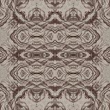 Seamless graphic pattern on canvas Royalty Free Stock Photos
