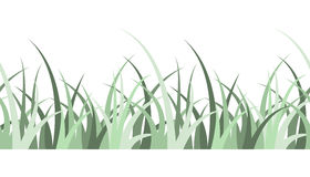 Seamless grass Royalty Free Stock Images