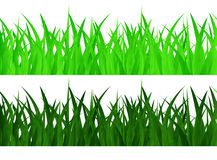 Seamless grass Royalty Free Stock Photography