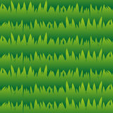Seamless grass pattern, lawn nature illustration for wallpaper Royalty Free Stock Photos