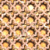 Seamless. Grates pattern. Seamless. Abstract grates pattern. Good for replicate Royalty Free Stock Photography