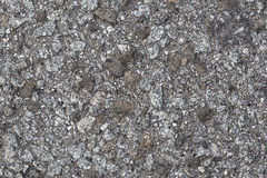 Seamless gravel surfaced pattern Stock Photos