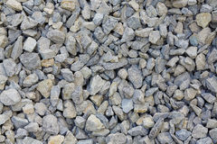 Seamless gravel surfaced road pattern Royalty Free Stock Image
